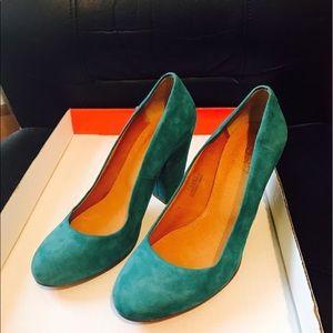 Madewell heels size 6